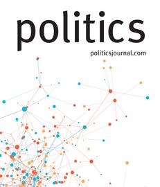 Publication – Article dans la revue «Politics»
