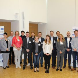 3 mai 2018 – Kick Off meeting Projet Interreg