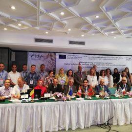 Projet Yabda – Comité de Pilotage et Séminaire de Travail à Tunis ces 2, 3 et 4 juillet 2018