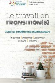 Le travail en transition(s) – cycle de conférences interfacultaire