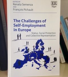 Publication – The Challenges of self-Employment in Europe