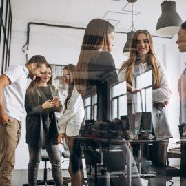 16 octobre 2019 – Webinaire « Découvrir les enjeux managériaux d'un projet New Way of Working »