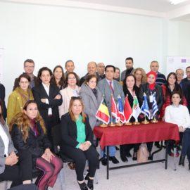 Projet Erasmus+ « YABDA » – Conférence et 3ème réunion du Comité de Pilotage – Constantine, Novembre 2019